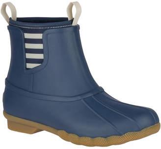 Sperry Women Saltwater Chelsea Rubber Booties Women Shoes