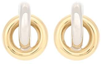 J.W.Anderson Double earrings