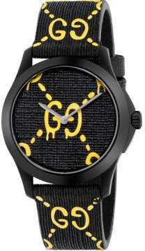 Gucci GucciGhost G-Timeless watch, 38mm