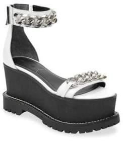 KENDALL + KYLIE Cass Platform Sandals