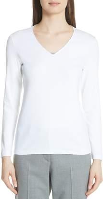 Fabiana Filippi Bead Neck Sweater