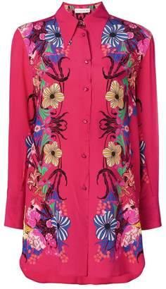 Etro flower print shirt