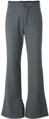 Cavallini Erika 'Olive' flared trousers