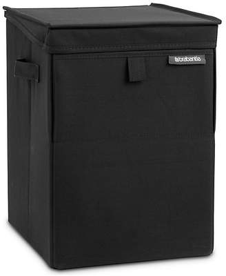 Brabantia 35 Litre Stackable Laundry Box - Black
