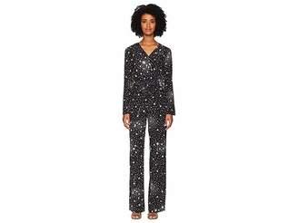 Moschino Stars Print Jumpsuit