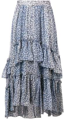 Ulla Johnson Maria printed skirt