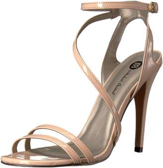 Michael Antonio Women's Ester-Pat Dress Sandal