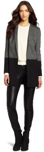 French Connection Women's Prime Lady Coat