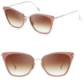 Dita Eyewear Arise 54MM Cat-Eye Sunglasses