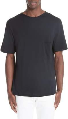 Lemaire Boat Neck Pocket T-Shirt