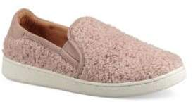 UGG Ricci Shearling Slip-On Sneakers