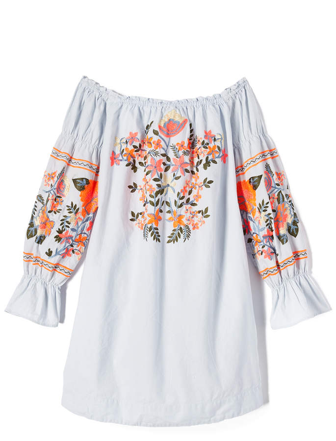 Free People Fleur Du Jour Mini Dress 12