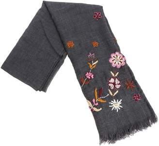 Altea Embroidered Scarf
