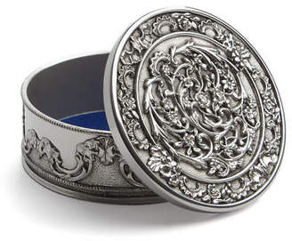 Royal Selangor NEW Rose Trinket Box