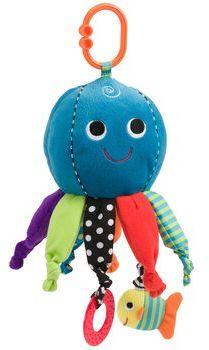 Carter's Octopus Activity Plush