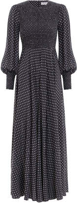 Zimmermann Shirred Dress