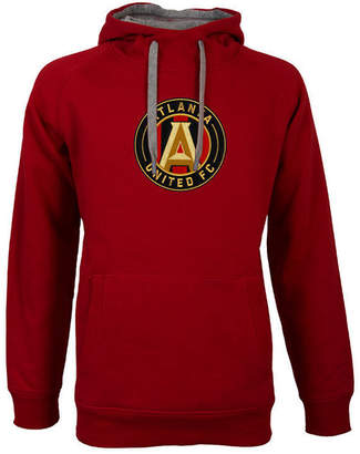 Antigua Men's Atlanta United Fc Victory Pullover Hoodie