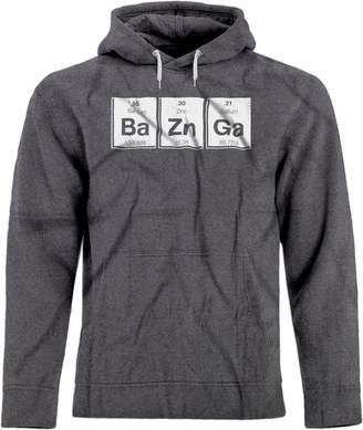 Theory BSW Men's Bazinga Periodic Table Big Bang Sheldon Cooper Premium Hoodie SM