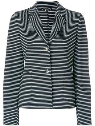 Fay striped blazer
