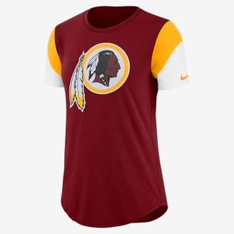 Nike Team Fan (NFL Redskins) Women's Tri-Blend T-Shirt