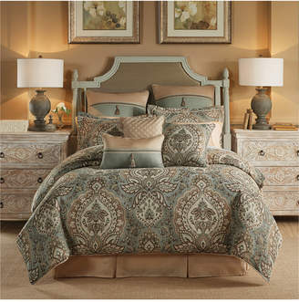 Croscill Rea 4-Pc. Queen Comforter Set Bedding