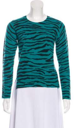 Marc Jacobs Crew Neck Cashmere Sweater w/ Tags Turquoise Crew Neck Cashmere Sweater w/ Tags