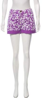 Current/Elliott DVF Loves Patterned Shorts w/ Tags