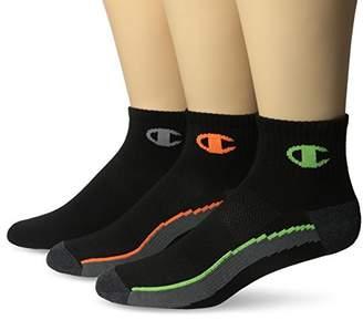 Champion Men's 3 Pack Ankle Training Socks