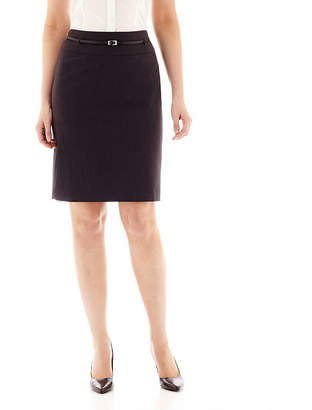 Liz Claiborne Essential Skirt - Tall