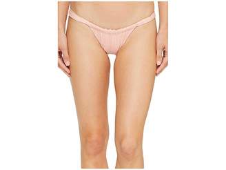 Amuse Society Elena Cheeky Bottom Women's Swimwear