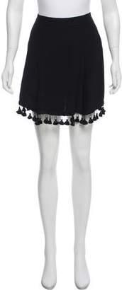 Reformation Mini A-Line Skirt