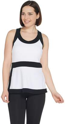 Susan Lucci Collection Color Block Tank