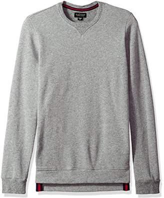 Velvet by Graham & Spencer Men Hearns Jaspe Sherpa Sweater
