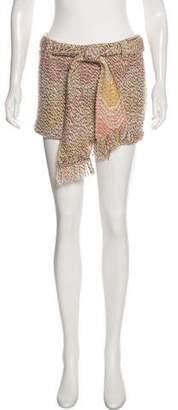 Missoni Wool Mini Skirt w/ Tags