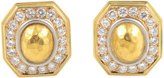 Chaumet Heritage  18K 2.50 Ct. Tw. Diamond Earrings