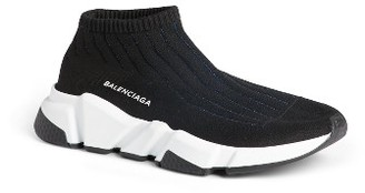 Women's Balenciaga Low Trainer Sneakers $595 thestylecure.com