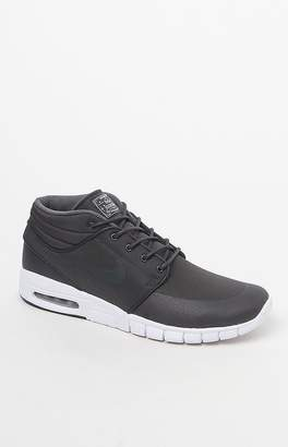 Nike SB Stefan Janoski Max Mid Anthracite Shoes