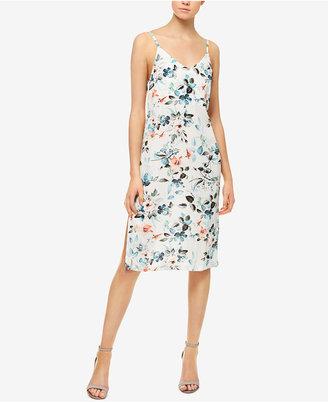 Sanctuary Sydney Floral-Print Slip Dress $129 thestylecure.com