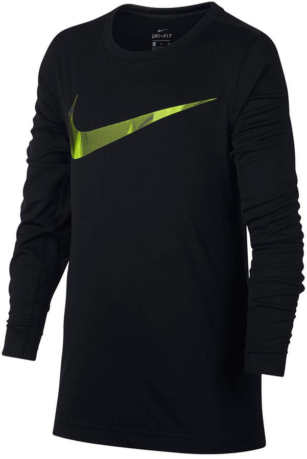 Boys 8-20 Nike Training Swoosh Tee