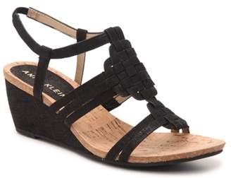 Anne Klein Tilly Wedge Sandal