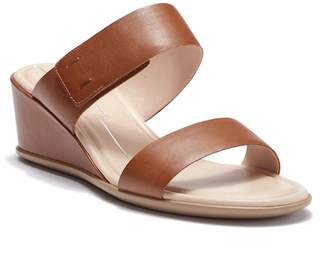 Ecco Shape 35 Wedge 2-Strap Heel Sandal