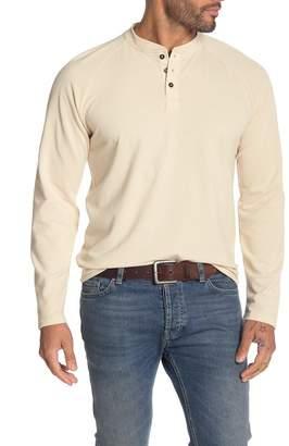 Sovereign Code Fade Long Sleeve Henley T-Shirt