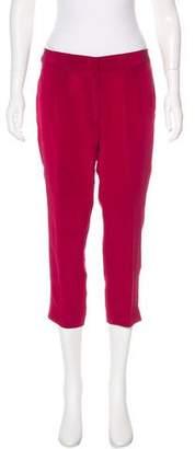 Jenni Kayne High-Rise Cropped Pants