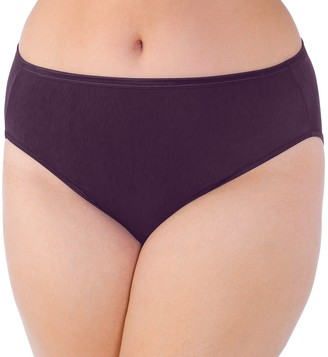 Vanity Fair Plus Size Illumination Hi Cut Panty 13810