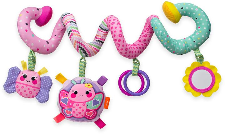 Infantino® Sparkle Spiral Activity Toy