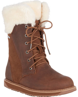 Women's EMU Shoreline Waterproof Boot $219.95 thestylecure.com