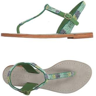 Dream Toe post sandal