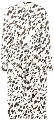Ports 1961 dalmatian shirt dress