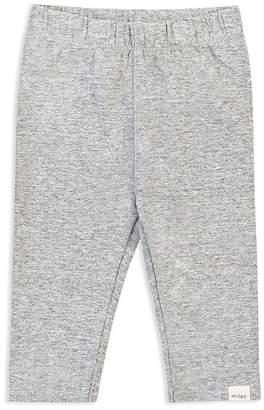 Miles Child Girls' Organic-Knit Leggings - Little Kid