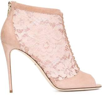 Dolce & Gabbana Bette booties